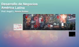 Presencia de América Latina (Presence of Latin America), als