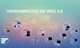 HERRAMIENTAS DE WEB 2.0