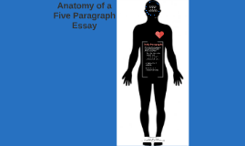 Anatomy of a Five Paragraph Essay