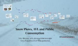 2016 Snowplows