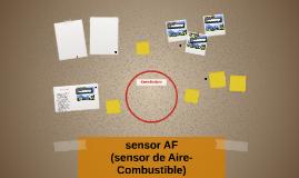sensor AF