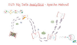 S523 Big Data Analytics