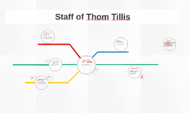 Staff of Thom Tillis