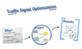 Copy of Signal Optimization