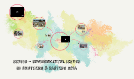 Environmental issues in Southern & Eastern Asia