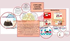 Copy of CUPCAKE LOVERS COMPANY