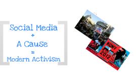Social Media & Social Activism