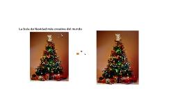 La bola de navidad mas creativa del mundo