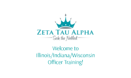 Illinois/Indiana/Wisconsin Officer Training