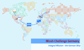 Micah Challenge Germany