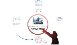 Copy of Procedimiento de los recursos de Revocatoria y Reposición en el Código Tributario