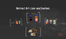 Abstract Art: Color and Emotions