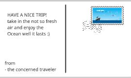 Cruise ships :