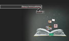 Disneys kvinnoskildring