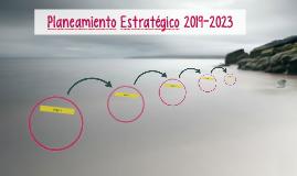 Planeamiento Estratégico 2019-2023
