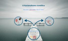 Copy of O racionalismo cartesiano e o empirismo científico