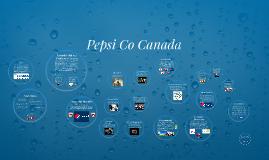 Pepsi Co Canada