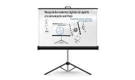 Taller 'Manejo de herramientas de soporte a la comunicación'