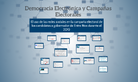 Copy of Democracia Electronica y Campañas Electorales