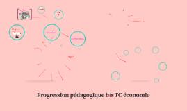 Copy of TC1 l'économie dans tous ses états Thèmes 5