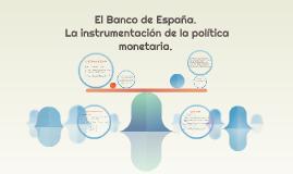 El Banco de España.