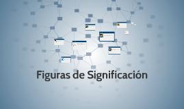 Figuras de Significación