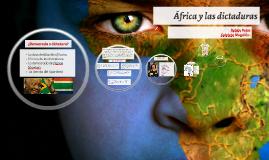 África y las dictaduras