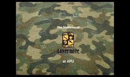 ROTC at APU