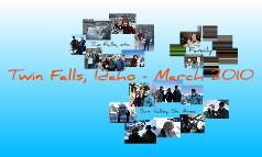 Twin Falls - March 2010