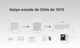 Golpe estado de Chile de 1973