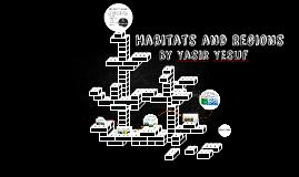 Habitats and Regions