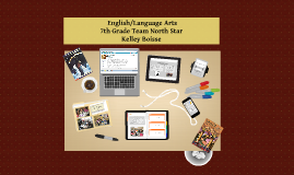 7th Grade English- Team North Star