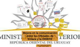 Mejora en la comunicación entre los Oficiales de Enlace y la