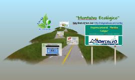 "Programa ambiental  ""Montalvo Ecológico"""