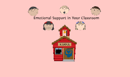 CLASS Emotional Support in the Classroom