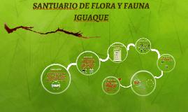 SANTUARIO DE FLORA Y FAUNA IGUAQUE