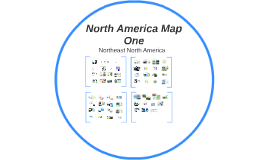 North America Map One