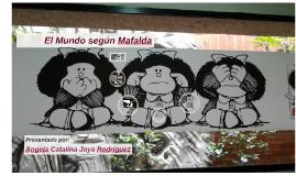 ¿Quien es Mafalda?