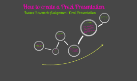 How to create a prezi presentation