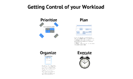 Getting Control of your Workload