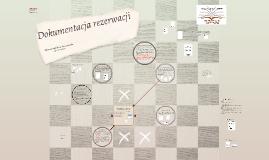 Copy of Dokumentacja rezerwacji