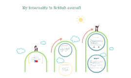 My internship in British council