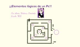Elementos logicos del Pc