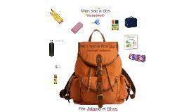 Mon sac a dos