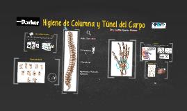 Higiene de Columna y Tunel del Carpo