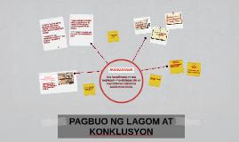 Copy of PAGBUO NG LAGOM AT KONKLUSYON