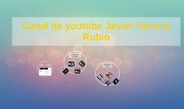 Javier Octavio Herrera Rubio