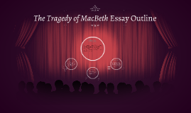 macbeth essay outline by keeley thompson on prezi