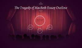 macbeth lit crit outline
