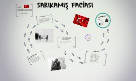 SARIKAMIŞ FACİASI
